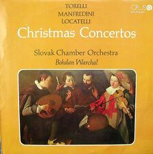 Christmas Concertos Torelli Locatelli 1975 NM/EX Stereo Vinyl LP