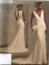 From UK Sewing Pattern   Dress Wedding 6 - 10  #1032