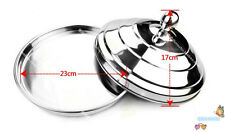 Dove Pan Double Load Stainless Steel - Stage Magic Tricks,party trick,illusions