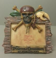 "Photo Frame DISNEY STORE--PIRATE OF THE CARIBBEAN -- 10.1 cm x 15.2 cm - 4"" x 6"""