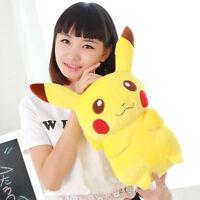 Xmas Gift Japanese Anime POKEMON Pikachu Soft Plush Toy Kids Teddy Doll 18cm toy