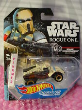 STAR WARS Rogue One SCARIF STORMTROOPER Squad Leader✰Hot Wheels Character Cars