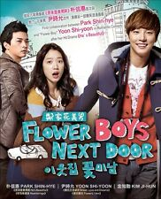 Korean Drama : Flower Boys Next Door DVD + BONUS DVD