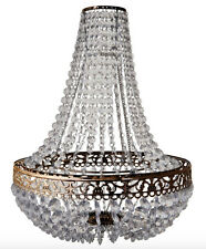 vintage Victoria Jewelled Light Fitting chandelier light crystal chandeliers