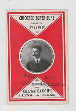 Ancienne étiquette Chicorée  Charles Gauche