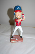 SGA Chipper Jones Atlanta Braves Bobblehead Bobble NIB Turner Field Limited 2011
