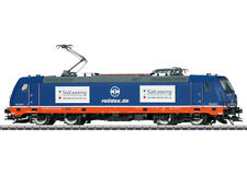 Märklin 37857 electric locomotive BR 185.2 DB AG Raildox mfxPLUS Soundfunktionen