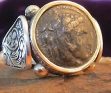 Ancient Authentic Greek Alexander the Great  Men's Ring
