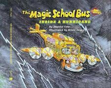 Kids cool paperback gr1-4:The Magic School Bus Inside A Hurricane-Arnold lost!