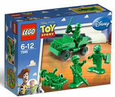 NEW Lego 7595 Toy Story Army Men on Patrol