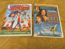Cloudy with a Chance of Meatballs and Around the World in 80 Days DVDs