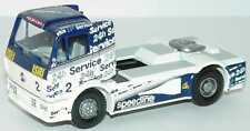 1:87 Mercedes-Benz SK Race truck Service 24h Hegen man No 2 - Wiking 44101