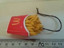 麥當奴McDonald's toys Fries charm free ship