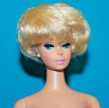 BEAUTIFUL! Vintage Reproduction Barbie NUDE Platinum Blonde Bubblecut REPRO