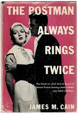 The Postman Always Rings Twice by James M. Cain Movie Tie-in