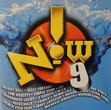 Now!, Vol. 9 by Various Artists (Janet Jackson, Hilary Duff) (CD 2004) VG+ 8/10