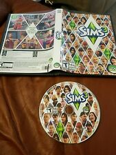SIMS 3 PC MAC Disc And Case Computer Game - CD & Case - Used Lifestyle Game