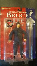 MEDICOM TOY MIRACLE ACTION FIGURE BRUCE LEE BATTLING THE ENEMY SAVE 5% WORLD