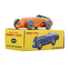 Atlas Dinky Toys 23A AUTO DE COURSE #4 1:43 Diecast Models ALLOY ORANGE