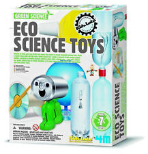 NEW 4M Green Science Eco Science Toys - Experiment School Project (SEALED)
