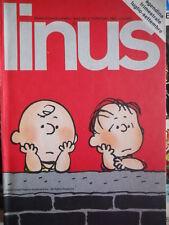 LINUS N°7 1984 - Peanuts di Charles M. Schultz    [G337]