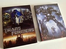 TRANSFORMERS Michael Bay DVD