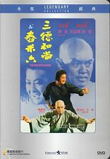 BRAND NEW 1977 Hong Kong Movie REGION ALL DVD The Iron Fisted Monk - Sammo Hung