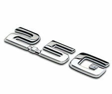 Metal 2.5G car sticker badge auto rear decal tailgage emblem for Toyota Camry