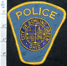 OHIO, BOWLING GREEN POLICE DEPT VINTAGE PATCH