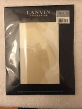 LANVIN tights Japanese Japan colourS 607 and 604 - PRICE FOR ONE PAIR