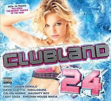 Clubland 24 New CD