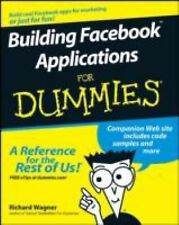 Building Facebook Applications For Dummies (For Dummies (Computers))-ExLibrary