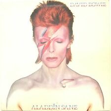 Aladdin Sane Album-cover-David-Bowie 24 x 24 Poster Album Cover