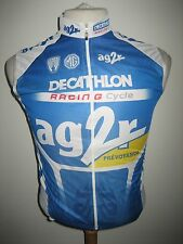 Ag2r Prevoyance worn by Ludovic TURPIN jersey shirt cycling maillot size XS