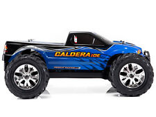 NIB Redcat  Caldera 10E 1/10 Scale Electric Brushless 4WD Monster Truck Blue