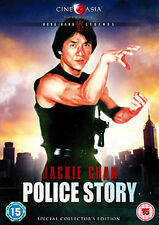 POLICE STORY - DVD - REGION 2 UK