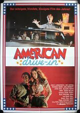 American Drive-In Filmposter A1 Emily Longstreth, Pat Kirton, Mika, Misty Hall