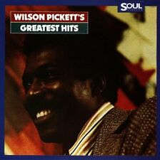 Greatest Hits - Wilson Pickett (1987, CD NIEUW)