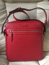 Gucci mens(unisex) Flight  bag 201448AIZ1G-6523-NOSIZ Brand New RRP£860