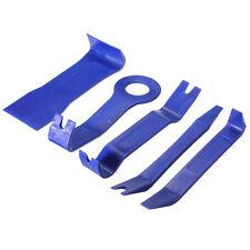 5pc Auto Door Plastic Trim Panel Clip Dash Radio Removal Pry Tools Kit for Buick