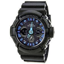 Casio G-Shock GA-200SH-2A Metallic Series Watch Fast Shipping