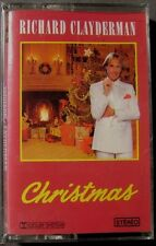 Richard Clayderman:  Christmas (Cassette, 1990, Quality) NEW