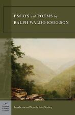 Barnes and Noble Classics: Essays and Poems by Ralph Waldo Emerson by Ralph Wald