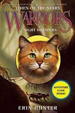 Warriors: Omen of the Stars #3: Night Whispers by Hunter, Erin