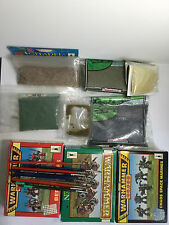 Games Workshop Citadel Modelling Scenery Flock x10 Paintbrushs Paint Brushes x10