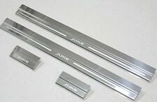 FOR NISSAN JUKE 2011 2012 2013 2014 2015 2016 SCUFF PLATE SILL DOOR STAINLESS