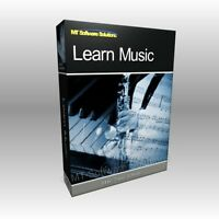 Learn Music Writing Theory Composing Notation App Application NEW Software