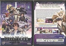 Horizon in the Middle of Nowhere Complete AnimeCollection(DVD, 2016, 5-Disc Set)