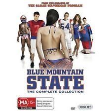 BLUE MOUNTAIN STATE - COMPLETE COLLECTION - DVD - UK Compatible