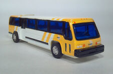 Dallas Area Rapid Transit DART GMC RTS-II 04 06 Promotional Scale Model City Bus
